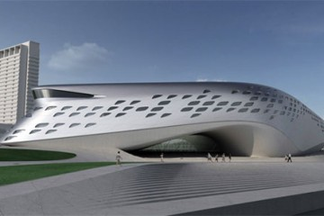 New Guggenheim Museum in Lithuania
