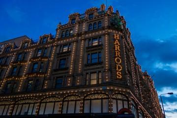 Harrod's, London