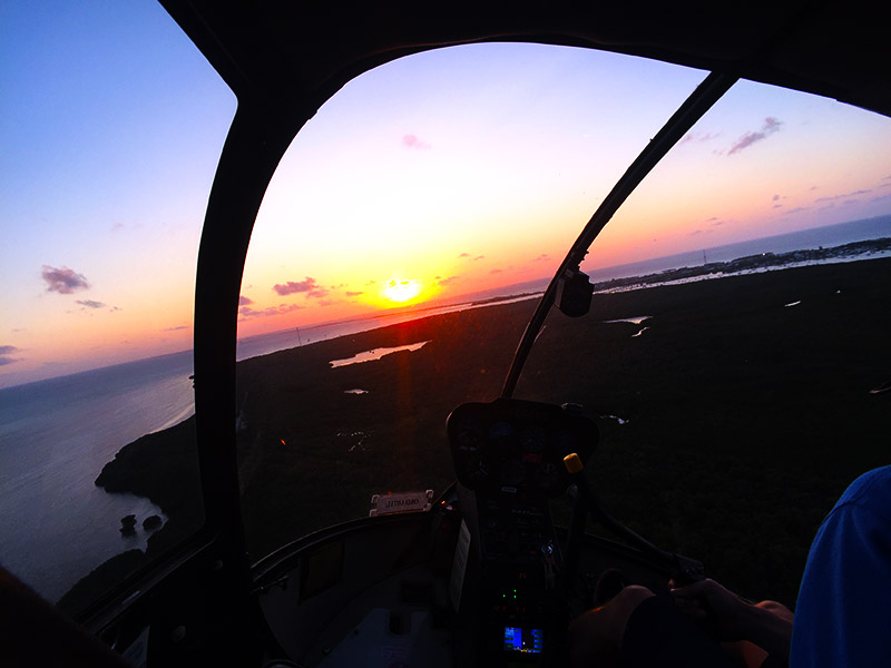why is there a helicopter circling with Sunset Helicopter Tour Florida Keys on The Jim Bolen Sog Interviews Part 8 Extraction By Helicopter together with Real Estate also Great White Shark besides Swimming Sharks besides 161332 Water Dragon.