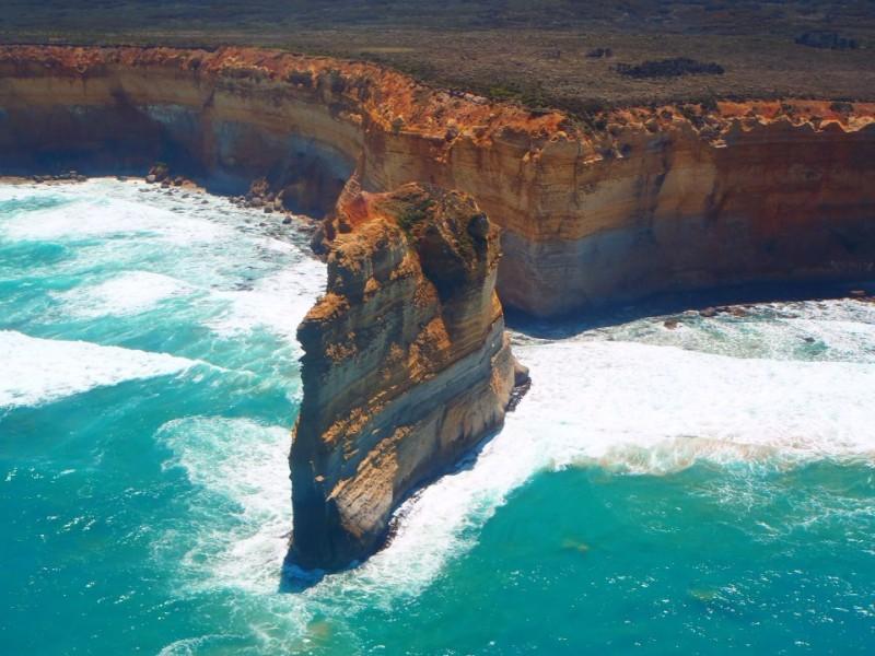 View of Australia's 12 Apostles, Australia