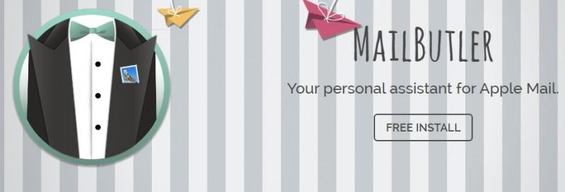 MailButler Software (hero shot)