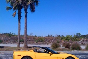 Corvette ZHZ Convertible (via Hertz)