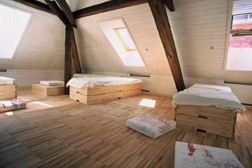 Hostel Celica, Slovenia (interior)