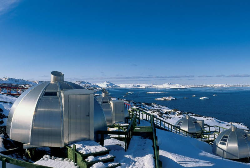 Hotel Arctic in Greenland