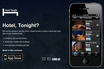HotelTonight: Mobile App for Last Minute Hotel Deals