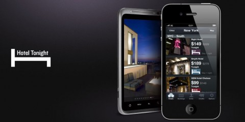 HotelTonight Mobile App