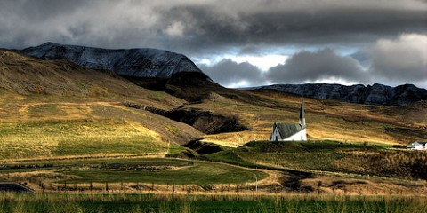 House on the Prarie, Iceland