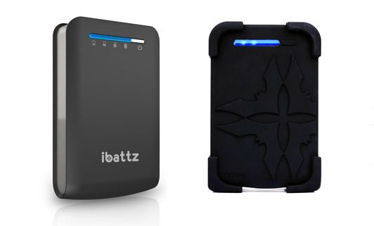 ibattz Battstation Tough Dual Pro