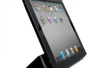 id America SmartFold Leatherette Portfolio for iPad 2