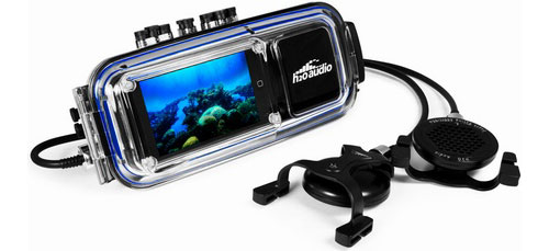 iDive 300: Waterproof iPod Case