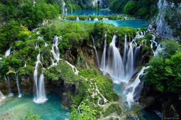 Impossible Waterfalls