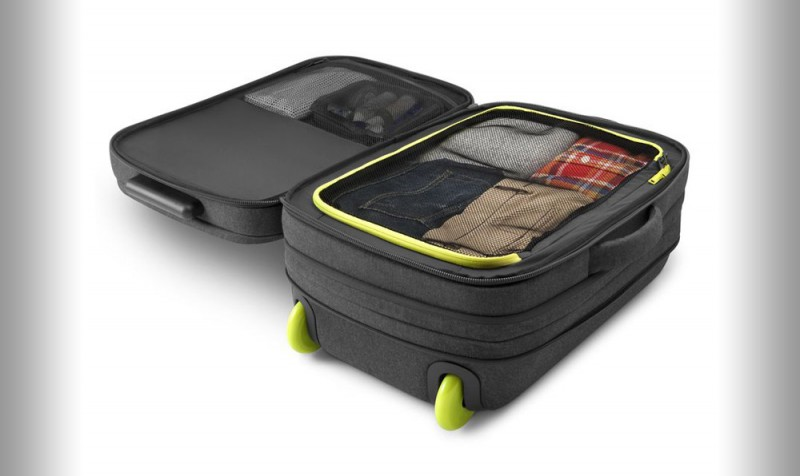 Incase EO Roller: An (Almost) Perfect Mid-Sized Carry-on - Vagabondish