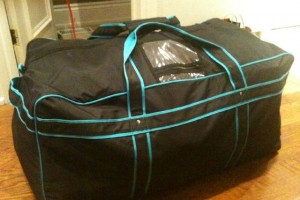 Bag Packed for Orphanage in India