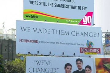 Cutthroat Indian Airline Advertising