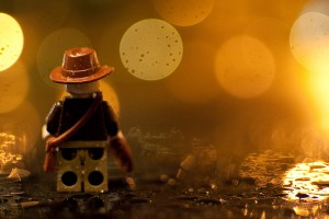 Indiana Jones Lego Man