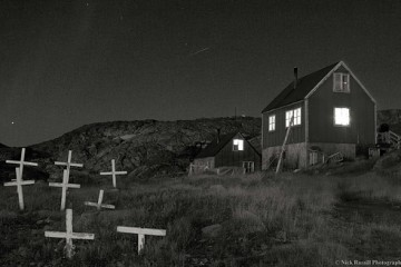 Inuit Dwelling, Greenland