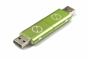 iTwin USB Key with SecureBox Encryption