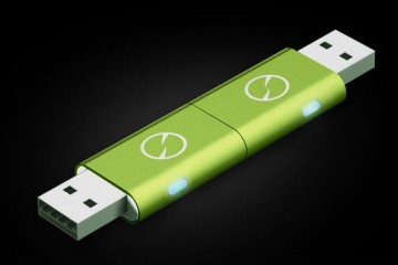 iTwin USB Key (closeup)