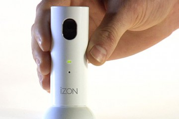 iZON Remote Room Monitor (closeup)