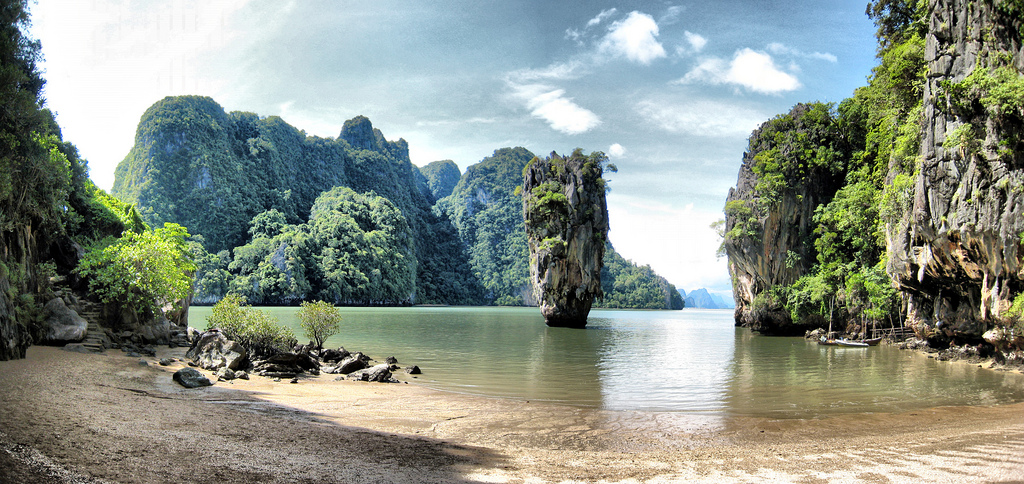 Photo of the Moment: The Quiet Beauty of James Bond Island ...