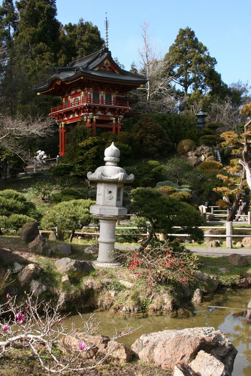 36 hours in san francisco california vagabondish - Japanese tea garden san francisco ...