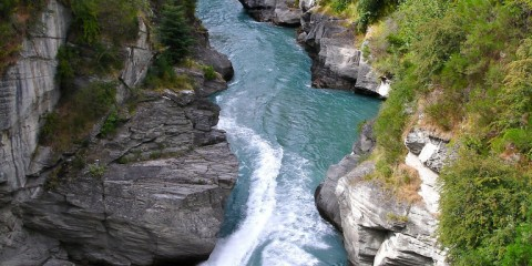 Jet Boating in Shotover River Canyons, Queenstown