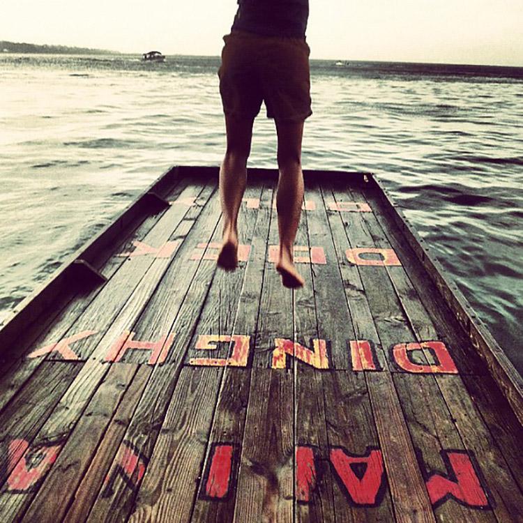 Pier Jump!