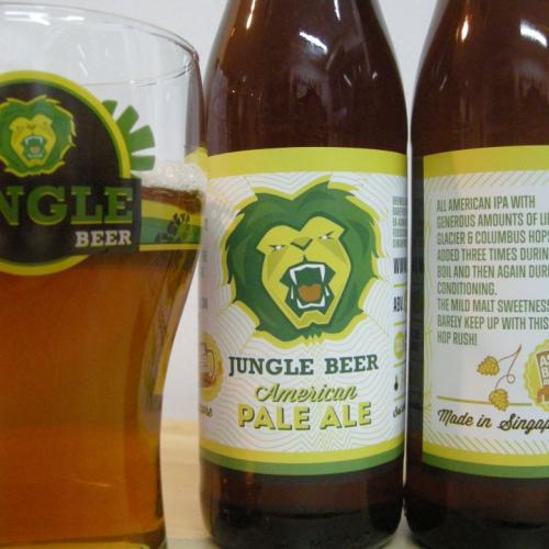 Jungle Beer American Pale Ale (IPA)