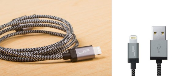 Juno Power Kaebo Cloth-covered Lightning Cable for iPhones