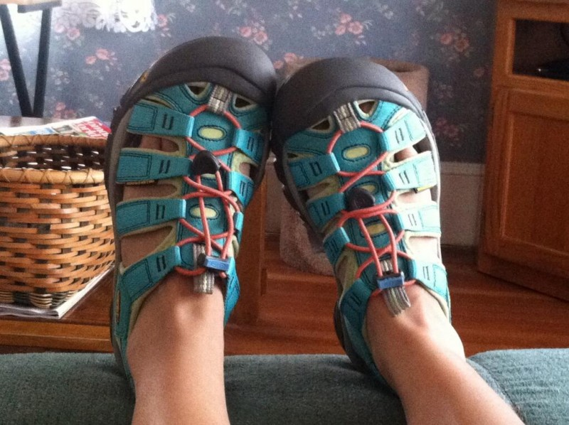 Keen Newport H2 Custom Sandals (women's)