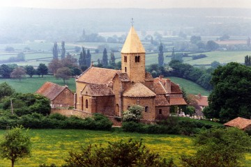 La Chapelle sous Brancion, Burgundy