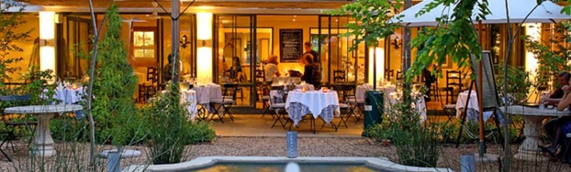 La Colombe Restaurant at Constantia Uitsig, Cape Town, South Africa
