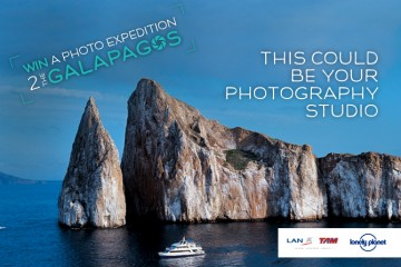 Enter to win a Galapagos Expedition with LAN Airlines