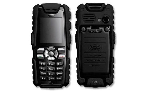 Land Rover / Sonim Tough Phone