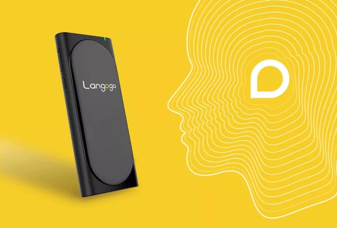 Langogo - Portable AI-powered Language Translator