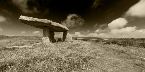 Lanyon Quoit Monument, Cornwall