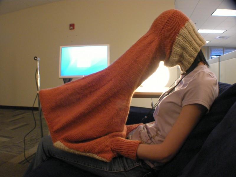 Laptop Compubody Sock (concept)