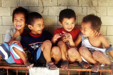 Laugh Trip in Manila, Philippines