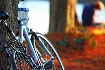 Bicycle, Portland, Oregon