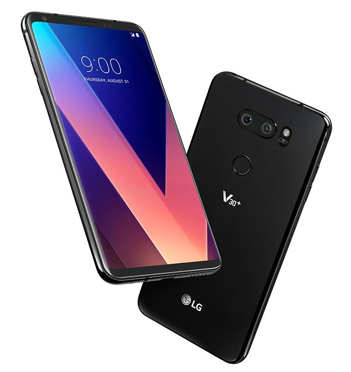 LG Electronics V30+ Smartphone