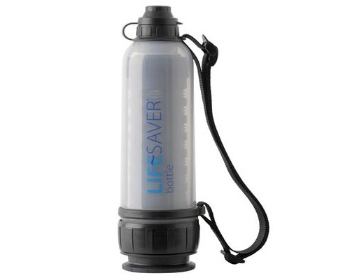 LIFESAVER 6000 Bottle - Water Filtration