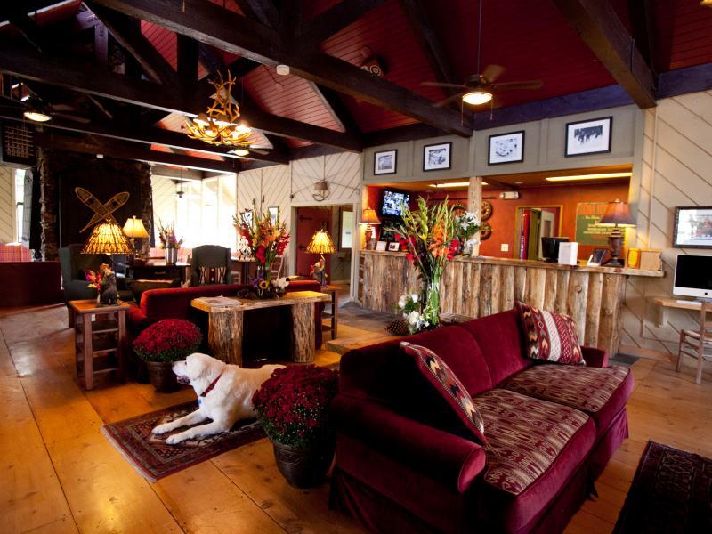 36 hours in mammoth lakes california springtime - Hotel en sierra nevada con spa ...