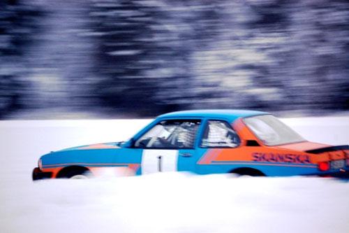 Ice Racing Car