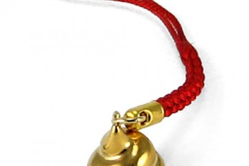 Lucky Poo Travel Charm