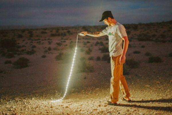 Luminoodle Color : Lightweight, versatile string lights