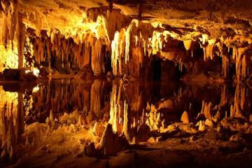 Reflecting Lake, Luray Caverns