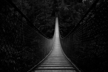 Lynn Canyon Suspension Bridge, Vancouver, British Columbia