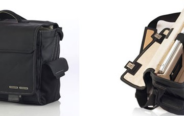 The Diplomat 17 Travel Laptop Bag (by Malcolm Fontier)