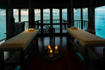 Meera Spa at Gili Lankanfushi, Maldives