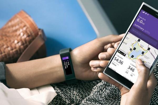 Microsoft Band Fitness Tracker